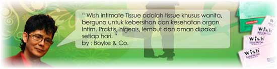Double Majakani Extracts INTIMATE TISSUE